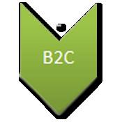 b2c e-ticaret
