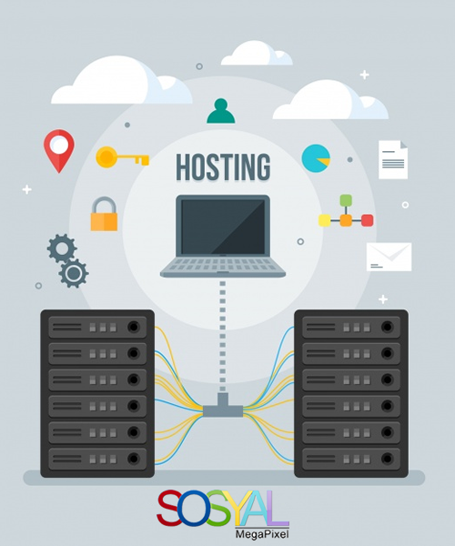 web hosting paketi